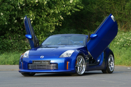 voitures de sport fond d'écran possibly containing a roadster called NISSAN 350Z ROADSTER