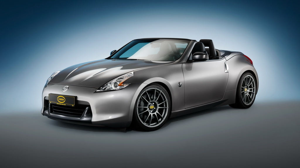 NISSAN 370Z COBRA ROADSTER - Sports Cars Photo (22876112 ...