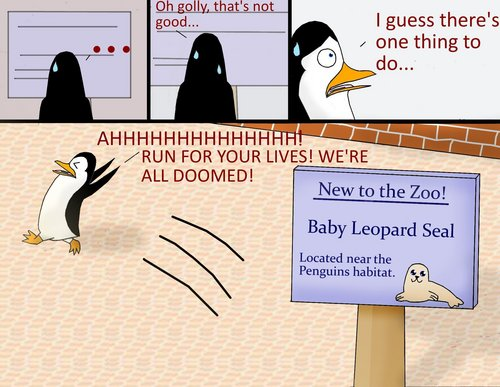 New Arrival at the Zoo
