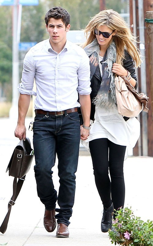 The Jonas Brothers images Nick Jonas & Delta Goodrem ...