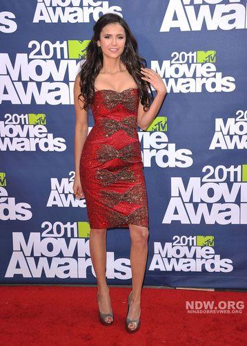 Nina @Mtv Awards Hq