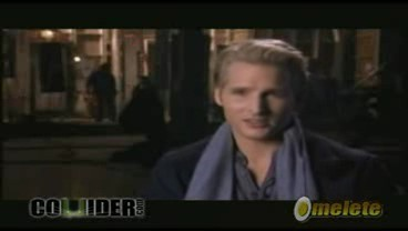 Peter Facinelli wallpaper containing a portrait titled On The Set Of Twilight