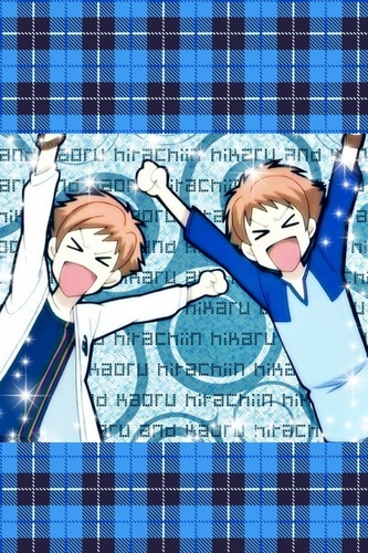 Ouran Lock Screen!