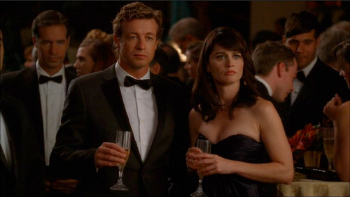 Jane&Lisbon fondo de pantalla possibly containing a business suit and a dress suit called Patrick and Teresa A Price Above Rubies