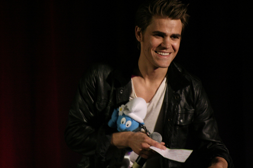 Paul Wesley - Bloody Night Convention Barcelona