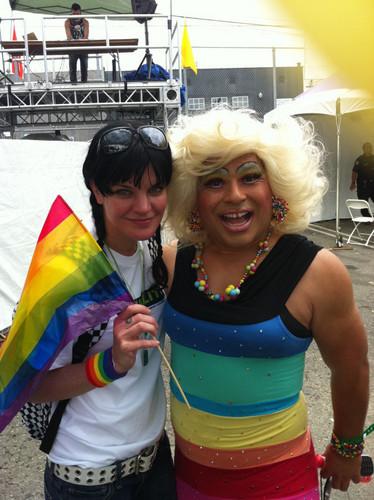Pauley @ LA Pride
