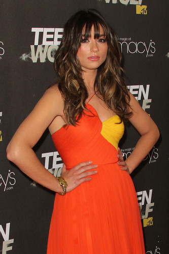"""Premiere Of MTV's """"Teen Wolf"""" - Arrivals"""