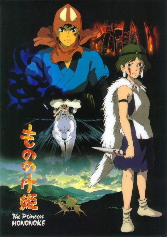 Studio Ghibli Images Princess Mononoke Hd Fond D Ecran And