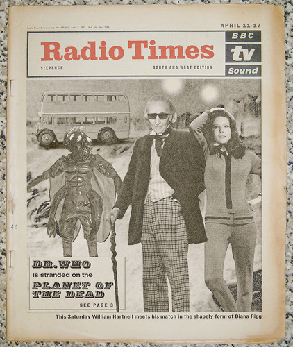 Radio Times (fake ad)