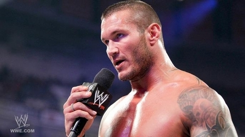 Randy Orton wwe 2011draft