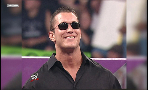Randy Orton wwe 2011draft