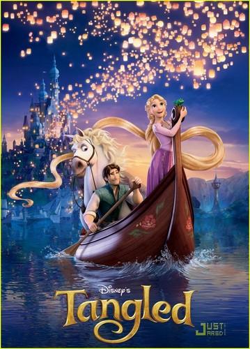 Rapunzel Joins Disney's Royal Court!