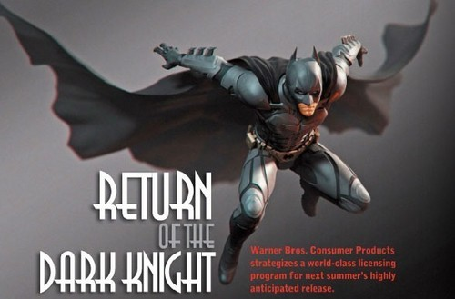 Return of The Dark Knight