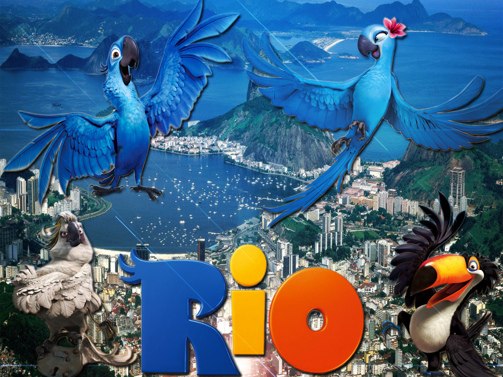 rio wallpaper - photo #26
