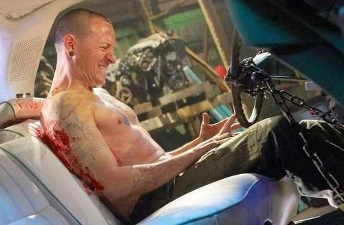 Chester Bennington 바탕화면 called SAW 3D (Official Pictures)