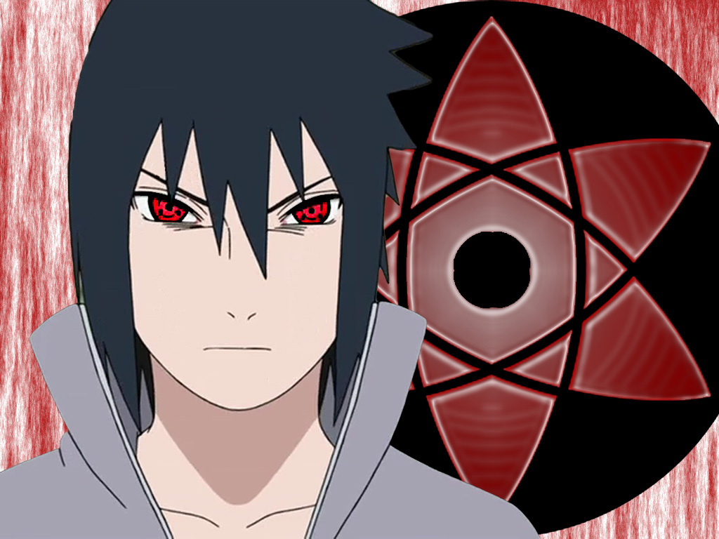 Sasuke Uchiha Wallpaper Titled 3