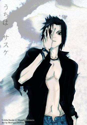 Sasuke Uchiha <3