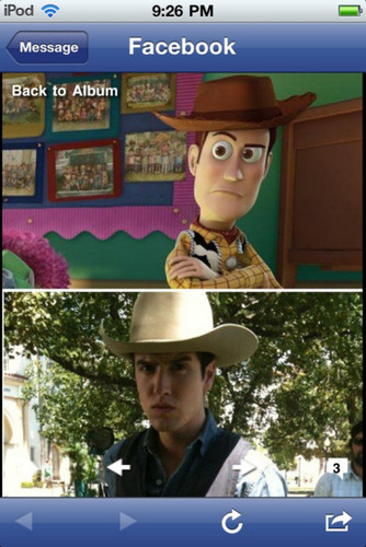 Scary Similarity between Logan and Sheriff Woody