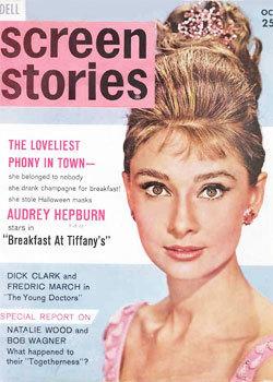 Screen Stories, October, 1961