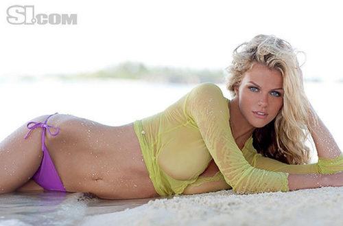 See-Through Sports Illustrated baju renang 2010