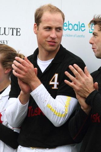 Sentebale Polo Cup / http://princewilliamnews.tumblr.com/