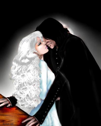 Severus Snape キッス