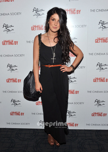 "Shenae Grimes: ""The Art of Getting By"" Premiere in NY, June 13"