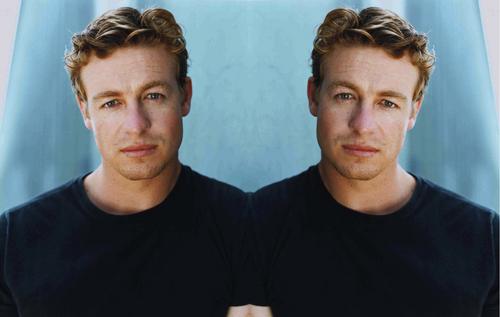 Simon Baker Mirror Portraits 02