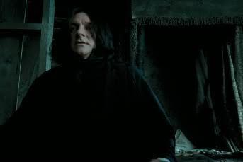 Snape's body double