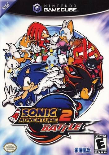 Sonic's World wallpaper containing anime entitled Sonic Adventure 2 Battle