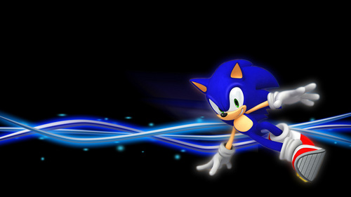 Sonic The Hedgehog 06