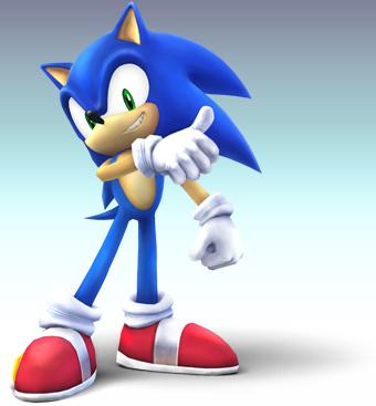 Sonic's World wallpaper entitled Sonic The Hedgehog.