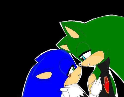 Sonic X Scourge