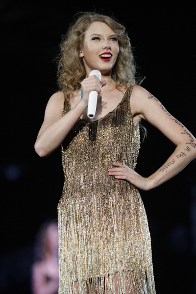 Speak Now World Tour Detroit Michigan June 11 Taylor Swift Photo 22840414 Fanpop
