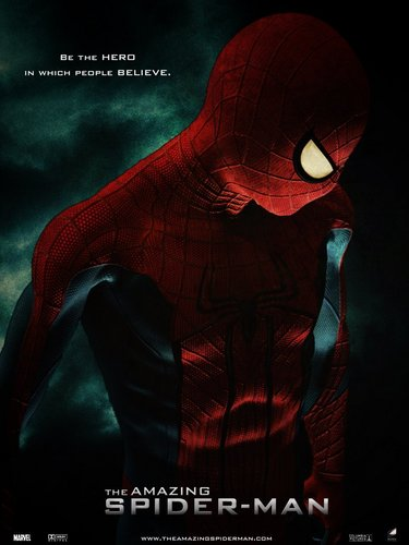 labah-labah man 2012 poster