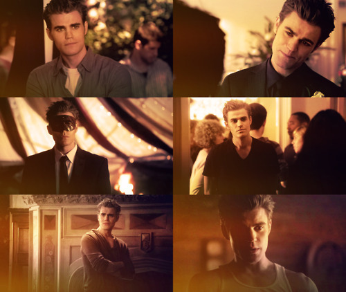 Stefan (TVD Photos)