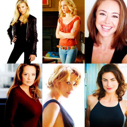 supernatural Girls