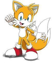 Tails is the man!