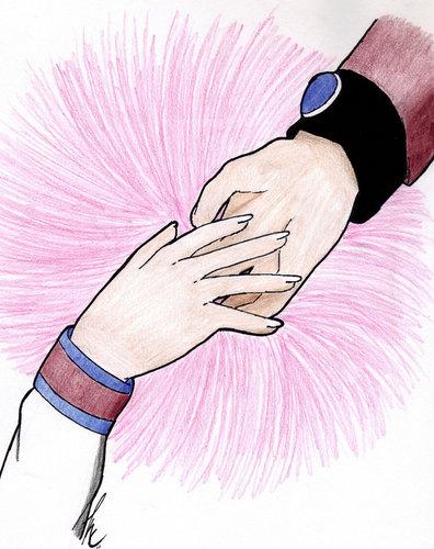 Take Me 의해 The Hand