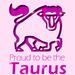 Taurus sign - taurus icon