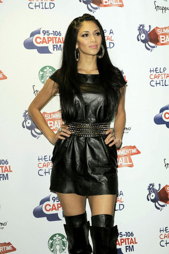 The 2011 Capitol Record Summertime Ball held at the Wembley Arena.