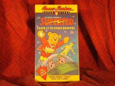The Further Adventures of Superted-Leave it to spazio Beavers