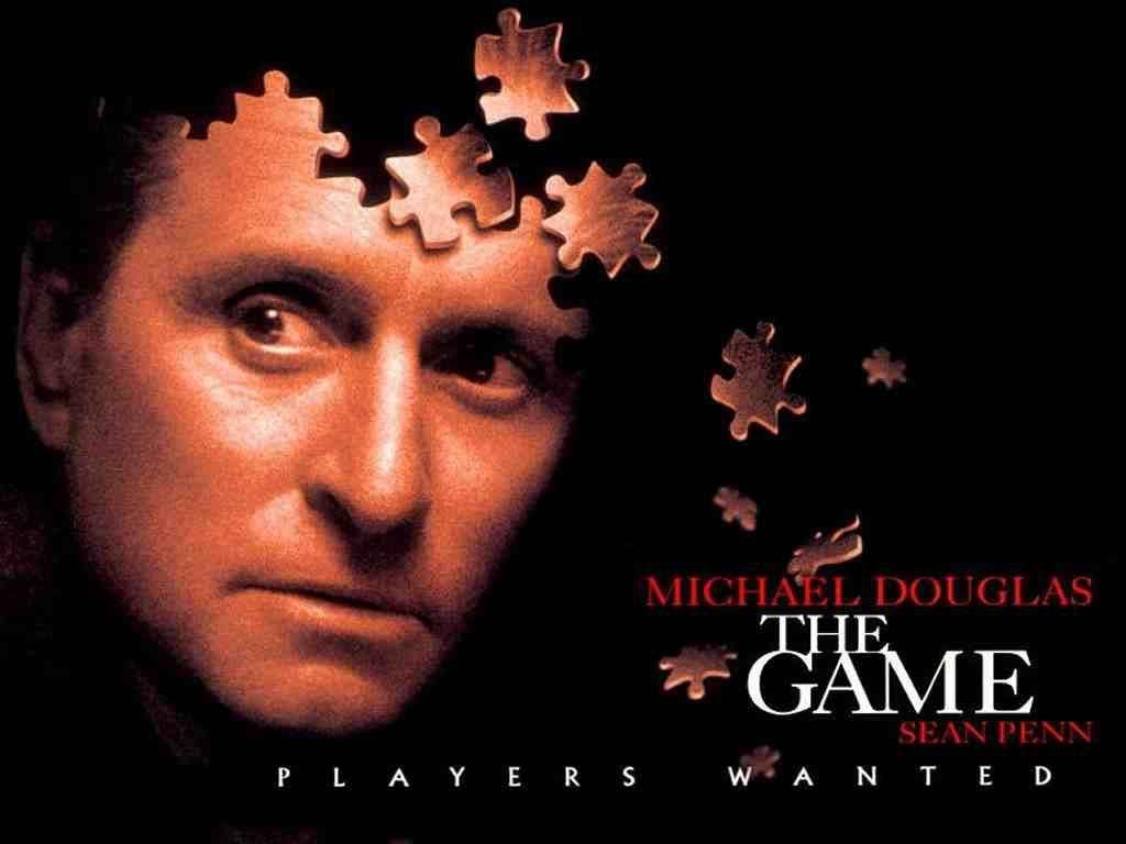 The Game Michael Douglas