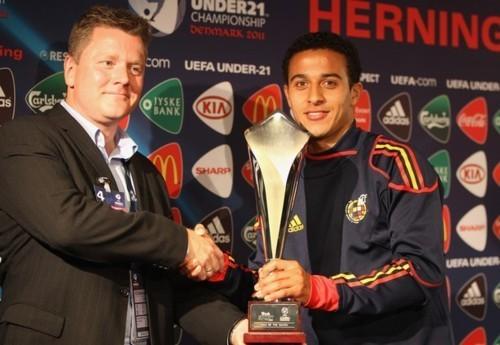 Thiago Alcantara: Man of the match