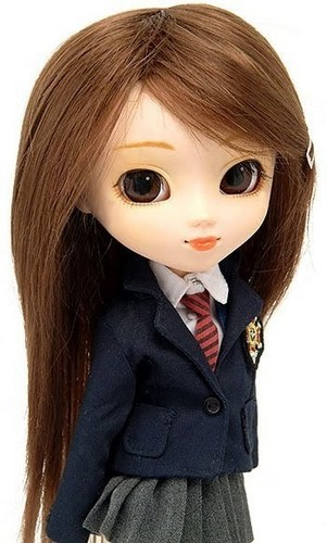 This doll looks like Ginny