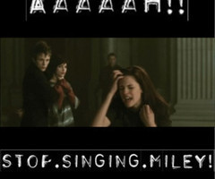 Twilight- Miley Cyrus