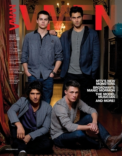 VMAN Magazine♥