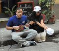 Vinny Snooki Italy Ukelele - vinny-and-snooki-nicole photo