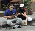 Vinny Snooki Italy Ukelele