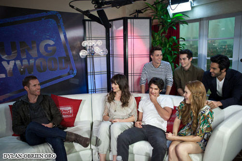 Visiting Young Hollywood Studio-6/10
